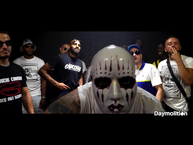 Gros94 ft. 25G, Demon One Iron Sy - Banlieue Sud I Daymolition