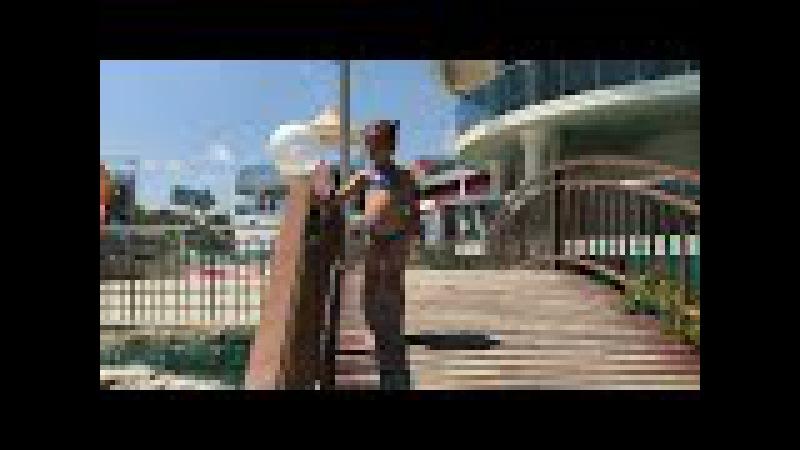 Аэлита в Турции принимает хамам и отдыхает в аквапарке