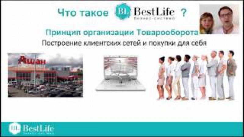 Идея бизнеса BestLife всего за 14 минут!