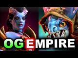OG vs EMPIRE - DreamLeague 8 - EU & CIS DOTA 2