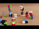 Конструктор IO Blocks «Minis» 75 мини деталей