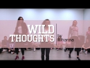 Rihana - Wild Thoughts [Choreo - Anastasia Torch] Jazz Funk
