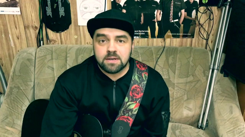 Видеоприглашение на концерт группы Мотор'Ролла