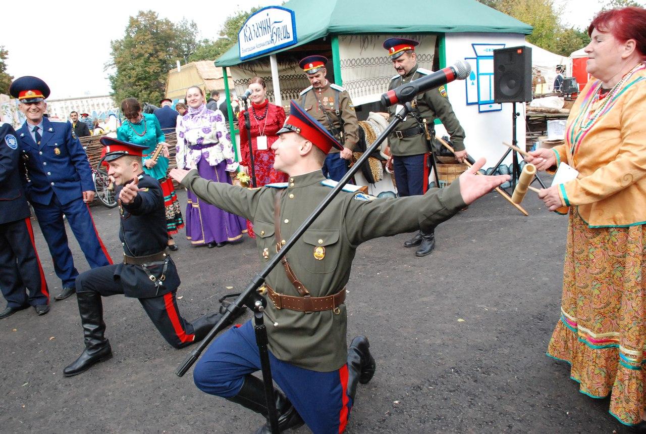 Праздник «Покров с казаками» состоится в центре Луганска