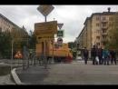 Коммунальная авария в Петербурге