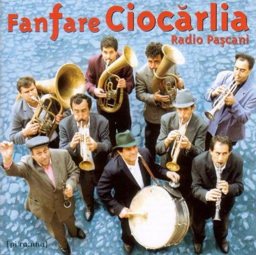 Fanfare Ciocărlia альбом Radio Pascani