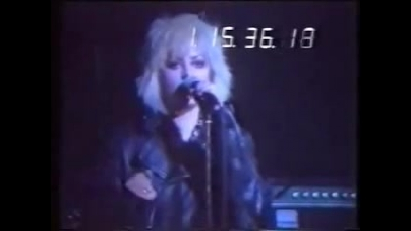 Ghost Dance - River Of No Return (19.11.86 - Brighton Poly)