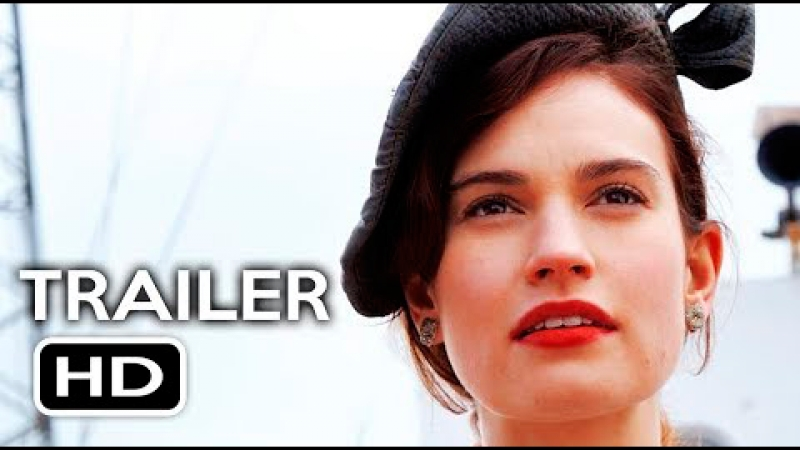 The Guernsey Literary Potato Peel Pie Society — Official Trailer — 2018