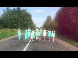Видеопоздравление sokoLOVE Александру и Екатерине от подружек невесты.#wedding#sokoLOVE#18_08_2017