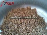 Industrial Coffee Bean Sheller Huller Machine Working Video