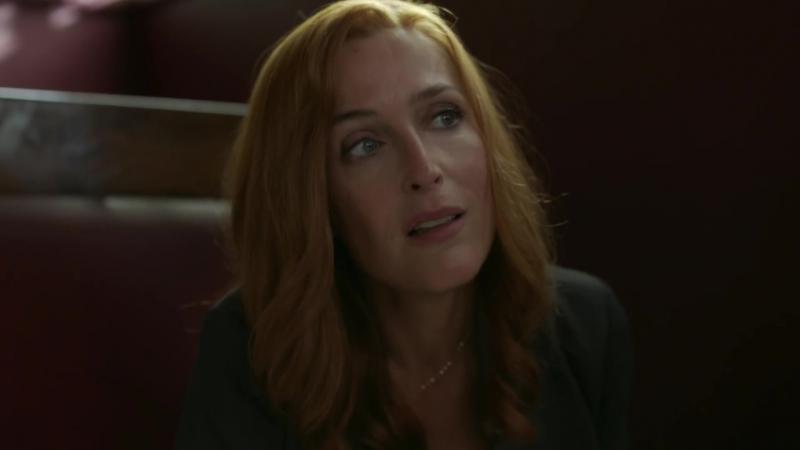 Одинокий стрелок в 11-м сезоне сериала Секретные материалы / The X-Files