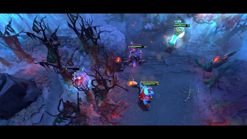 [Boroda4 Gaming] Короче Говоря, Сегодня Я Играл За Nyx Assassin 2 [Dota 2]