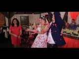 Ведуча Оксана Краля.  Весілля славне гуляли!!!
