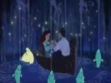 Нарезка из диснеевских мультиков про любовь)самый любимый мой мульт Анастасия и Принцесса Лебедь