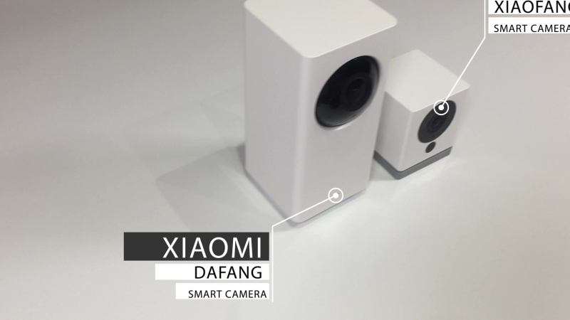Xiaomi dafang 1080P Smart Monitor Camera
