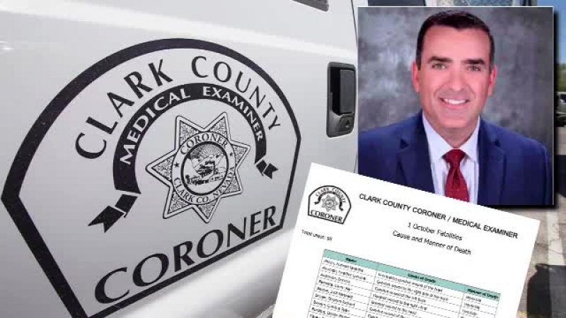 Clark County Coroner's Office Fails to Autopsy Las Vegas Shooting Victims