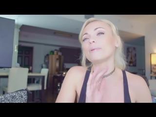 MY FIRST TIME SALSA DANCING! - Katja Glieson w Amanda Cerny