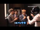 Backstage 140723 Mnet M2 B1A4 vs MPD