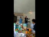 Свадебный рэп от папули
