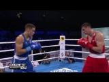 Evgeny Tishchenko (RUS) vs. David Nyika (NZL)