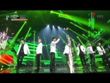 STAGE 26.01.18 The Unit (Orange Team) - Question @ Music Bank