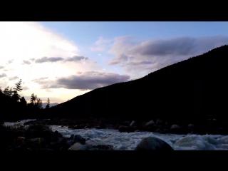 Река Ак-Кем. Подножие горы Белуха 🗻 Алтай Аккем Белуха Алтай