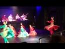 InOneLine kathak dance programme fragment Tintaal Paran Amad
