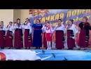 """хор укр. песни """"Джерело"""" Дёмский район в парке 9 мая"""
