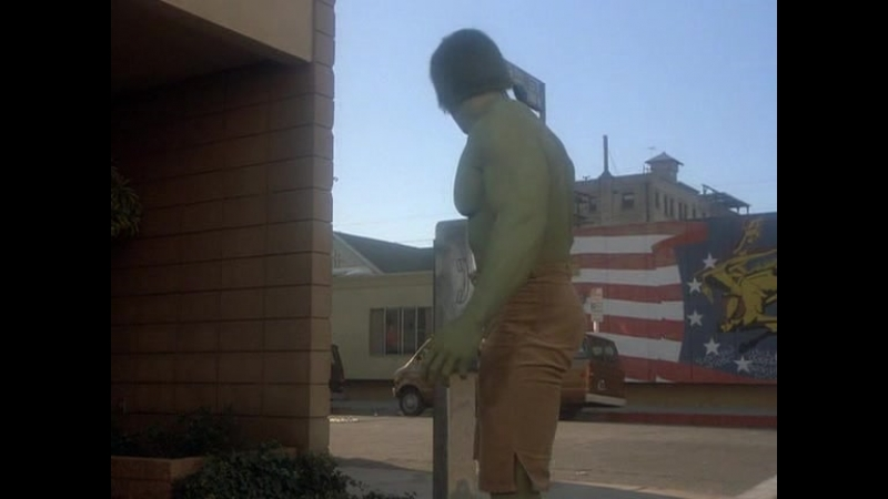 El increíble Hulk S03E16