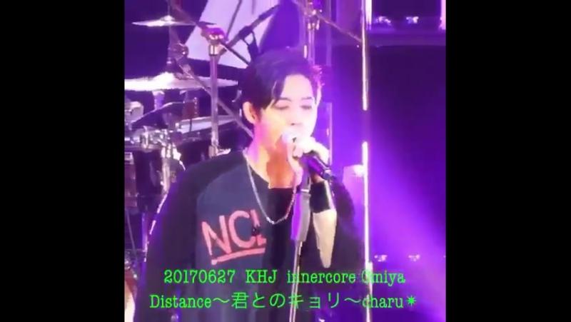 2017 06 07 Inner Core Concert Distance
