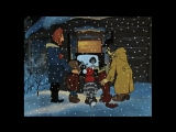 Зима в Простоквашино - Советский мультфильм для детей