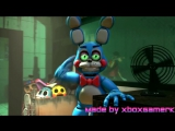 SFM_ Madness of colours _ Roomie - Five Nights At Freddys 3 song