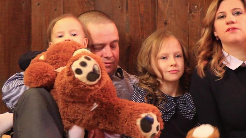 Моя большая и любимая семья)