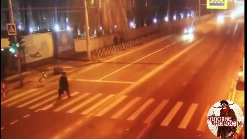 В Краснодаре 20-летняя девушка насмерть сбила пешехода