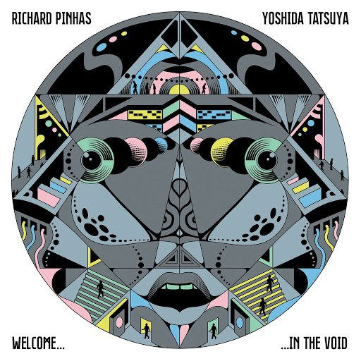Richard Pinhas альбом Welcome in The Void