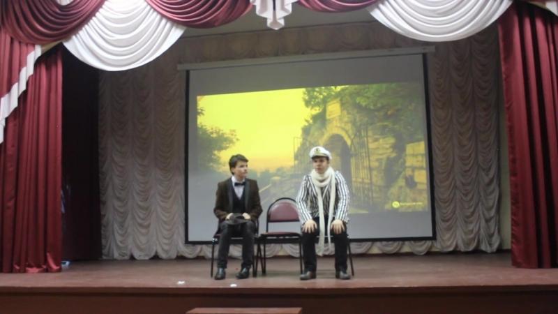 спектакль 12 стульев