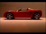 Opel Speedster Werbung