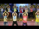 танец - родительский день 4 отряд 2 смена 2017