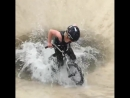 BMX water pool fail kid crash