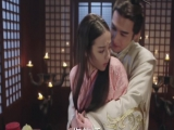 The Kings Woman with Zhang Bin Bin and Dilraba Dilmurat - sweet kiss
