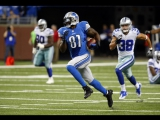 Calvin Johnson Highlights from Career-High 329-Yard Game