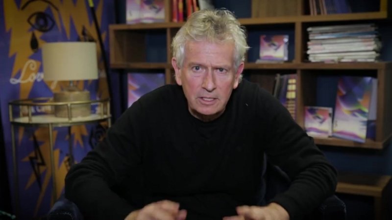 Tony Banks - FIVE (out now)