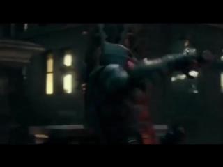 Лига Справедливости (2017) - тизер-трейлер.