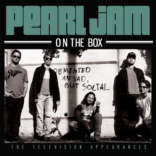 Pearl Jam альбом On the Box (Live)