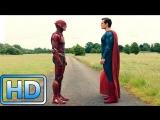 [КИНОМАН] Флэш против Супермена. Кто быстрее? / Сцена после титров / Лига справедливости (2017)