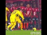 Neymar Jr Best free kicks 2017/18