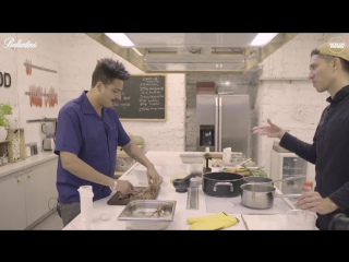 Cooking with Seth Troxler - Boiler Room  Ballantines True Music