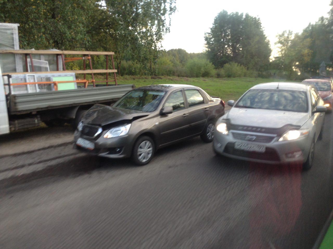 Минувшая неделя ознаменовалась поистине адскими автомобильными пробками