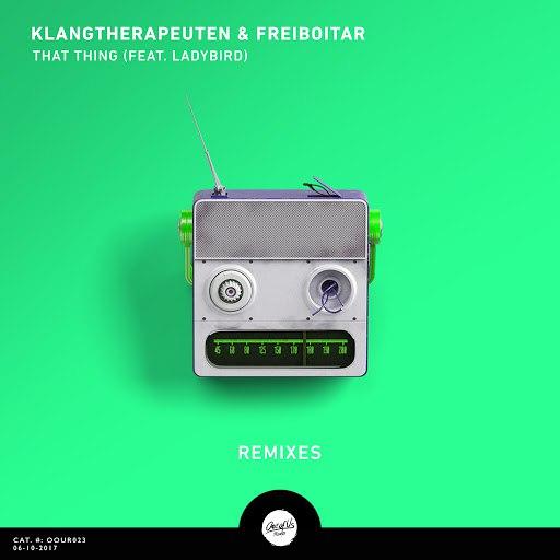 KlangTherapeuten альбом That Thing (Remixes) [feat. Ladybird]