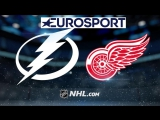 NHL RS 2017-18, 16.10.2017 Tampa Bay Lightning - Detroit Red Wings